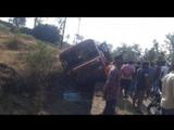 कोल्हापूर बस अपघात