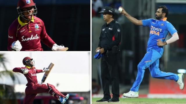 INDvsWI, 1st ODI : हेटमायर-होप जोडीनं विराट सेनेचं आव्हान सहज परतवलं