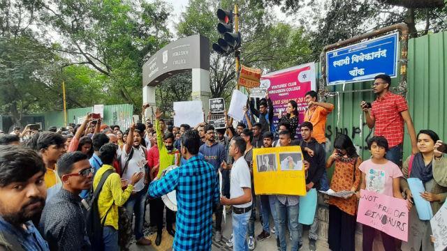 विद्यार्थी आंदोलन