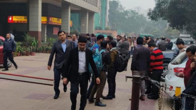 दिल्लीत भूकंपाचे धक्के