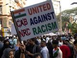 सुधारित नागरिकत्व कायद्याविरोधा आंदोलन. (संग्रहित छायाचित्र)