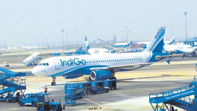 इंडिगोची विमाने