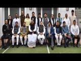 काँग्रेस मंत्र्यांनी घेतली राहुल गांधींची भेट