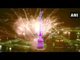 नववर्षाचे स्वागत