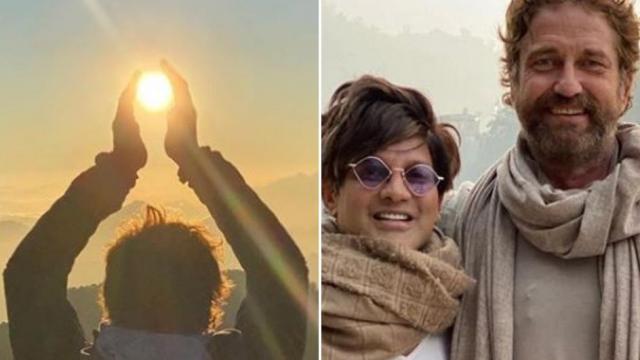 सुट्ट्या व्यतीत करण्यासाठी हॉलिवूड कलाकार भारतात