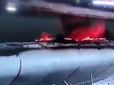 बाणेर परिसरातील इमारतीला आग