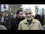 ईराणी कमांडर कासिम सुलेमानी