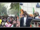 पश्चिम बंगालच्या भाजप अध्यक्षाने अँम्ब्यूलन्सला रस्ता नाकारला