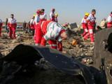 युक्रेन एअरलाइन विमान अपघात