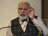 पंतप्रधान नरेंद्र मोदी (Photo by Samir Jana / Hindustan Times)