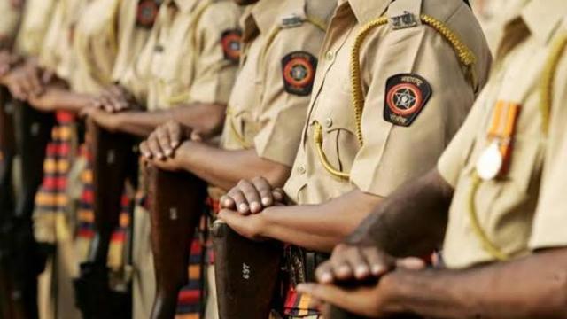 महाराष्ट्र पोलिस (संग्रहित छायाचित्र)