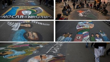 सुधारित नागरिकत्व कायद्याच्या विरोधात दिल्लीतील शाहीन बागमध्ये एका वेगळ्या पद्धतीने विरोध