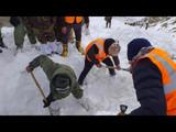 हिमस्खलनात तीन जवान शहीद