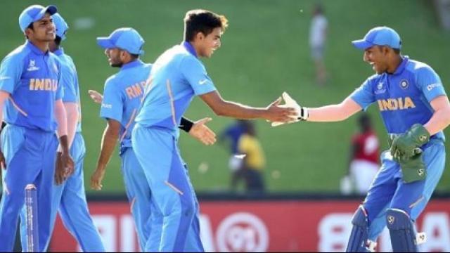 युवा टीम इंडियाचा सलग दुसरा विजय