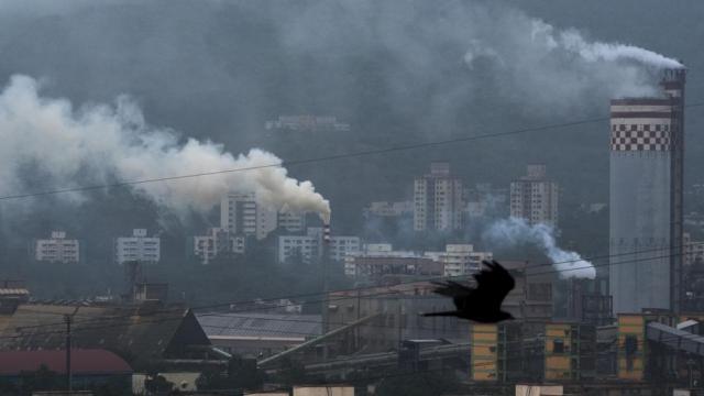 मुंबई सर्वात प्रदूषित शहर