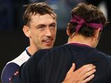 रॉजर फेडररचा ऑस्ट्रेलिय ओपनमध्ये शंभरावा विजय