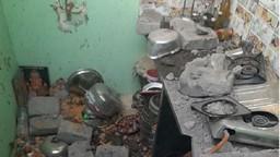 पुण्यात गॅस सिलेंडरचा स्फोट; ६ महिन्यांच्या बाळासह आई-वडील गंभीर जखमी