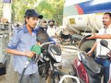 पेट्रोल-डिझेलच्या दरात घट
