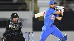 NZ v IND 3rd T20I: कोहलीने धोनीला टाकलं मागे, नोंदवला खास विक्रम