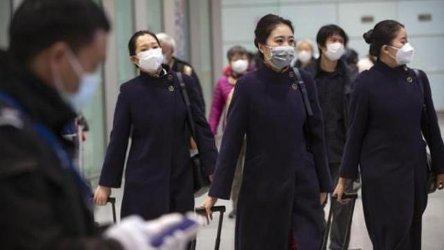 कोरोना विषाणूचा फैलाव चीनमध्ये सर्वाधिक झाला आहे.