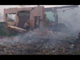 यूपीत फटाक्याच्या कारखान्यात स्फोट, ५ जण ठार
