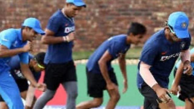 युवा टीम इंडिया
