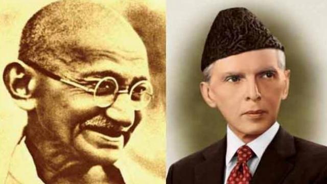 महात्मा गांधी आणि बॅरिस्टर जीना