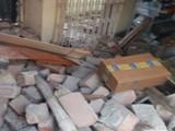 पाटण्यामध्ये एका घरात सोमवारी सकाळी स्फोट झाला.