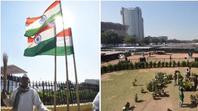 आम आदमी पक्षाची दिल्लीमध्ये सलग तिसऱ्यांदा बहुमताने सत्ता आली आहे.