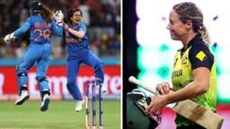 Women T20 WC : भारतीय महिलांची विजयी सलामी