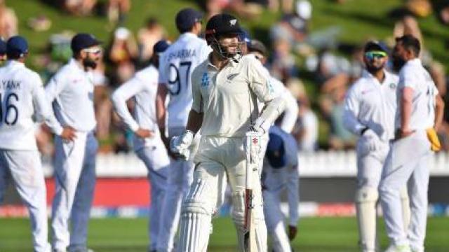 केन विल्यम्सनची ८९ धावांची खेळी