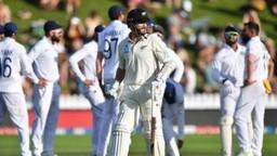 NZ vsIND 1st Test Day 2 : दोन दिवसांत एकाच बहाद्दराचं अर्धशतक!