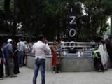 कात्रजच्या राजीव गांधी प्राणिसंग्रहालयात नवा सदस्य आला आहे.