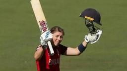 टी-२० विश्वचषकात शतकासह या महिला खेळाडूनं रचला अनोखा विक्रम