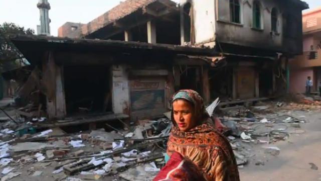 दिल्लीतील हिंसाचार (संग्रहित छायाचित्र)