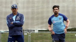 टीम इंडियाला धक्का: दुखापतीमुळे इशांत शर्मा संघातून बाहेर