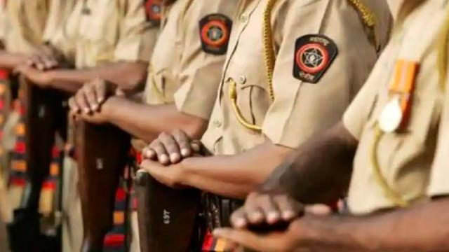 मुंबई पोलिस (प्रातिनिधिक छायाचित्र)