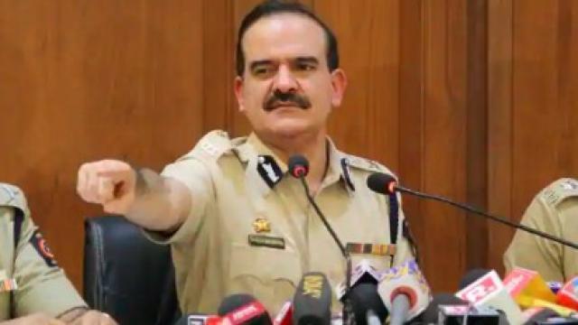 मुंबईचे नवे पोलिस आयुक्त परमबीर सिंह