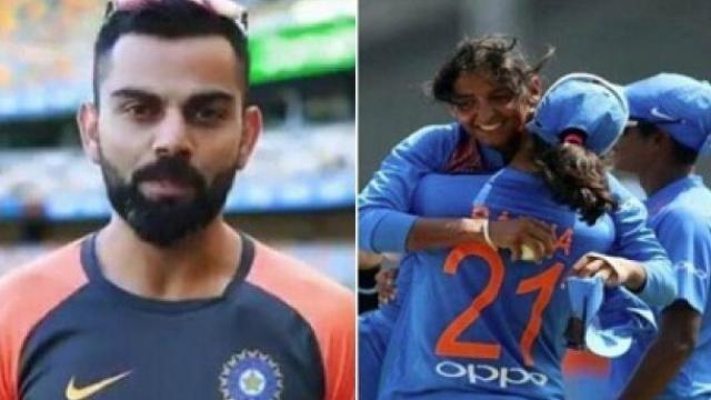 भारतीय महिलासंघाने पहिल्यांदा टी-20 विश्वचषक स्पर्धेची फायनल गाठली आहे.