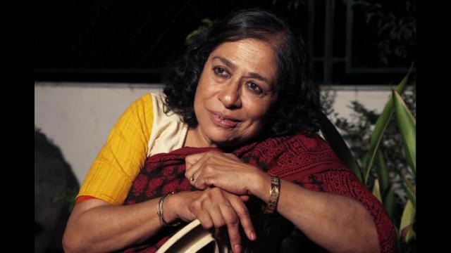 ज्येष्ठ अभिनेत्री अरुंधती नाग