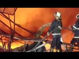 जोगेश्वरीत गोदामाला भीषण आग