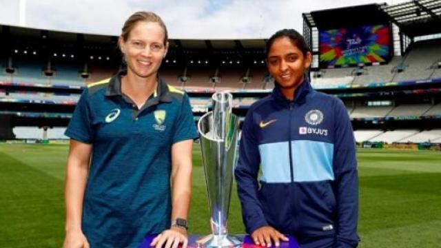 ऑस्ट्रेलिया आणि भारत यांच्या फायनल मुकाबला