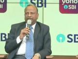 एसबीआयचे अध्यक्ष रजनीश कुमार  (ANI)
