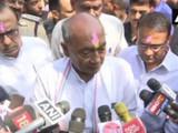 काँग्रेसचे ज्येष्ठ नेते दिग्विजय सिंह