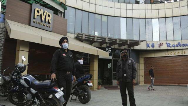 कोरोना विषाणूः दिल्लीतील सर्व चित्रपटगृहे ३१ मार्चपर्यंत बंद (AP photo)