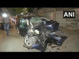 मुंबईत कारला अपघात