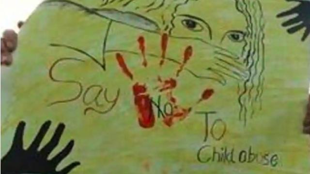 मुलांवरील अत्याचाराच्या घटना वाढताहेत. (प्रातिनिधिक छायाचित्र)