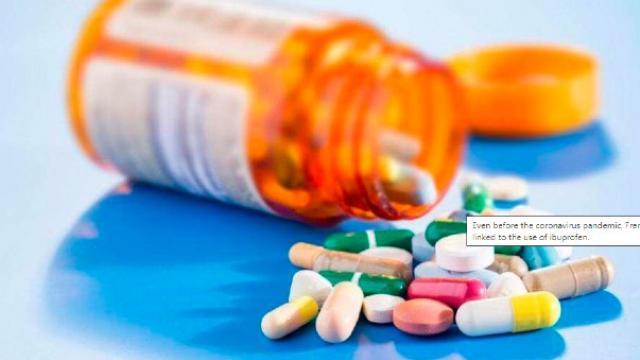कोरोनाचा संसर्ग असेल तर एँटी इन्फ्लेमेटरी औषधे अजिबात घेऊ नयेत. (संग्रहित छायाचित्र)