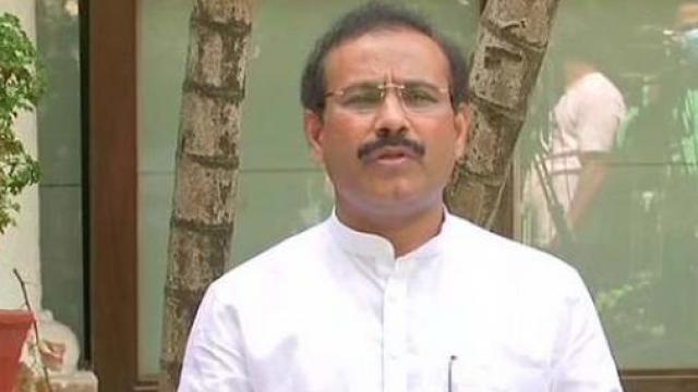 आरोग्यमंत्री राजेश टोपे