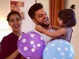 सुरेश रैनाचे पत्नी प्रियाका आणि मुलीसोबतचा एक क्षण (संग्रहित छायाचित्र)